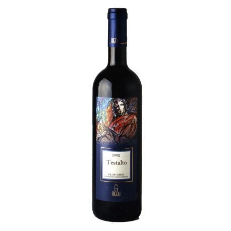 testalto vino rosso toscano azienda rigoli campiglia marittima livorno vino dell e cantine del vino