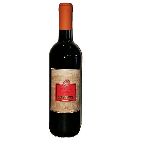 Merlot Tuttisanti vino rosso toscano val di cornia Piombino