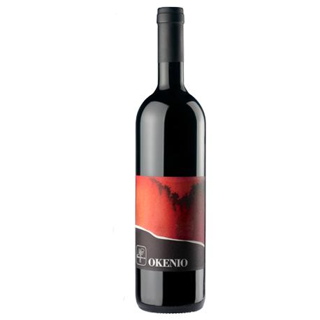 Okenio vino toscano rosso della zienda Terradonnà di Suvereto