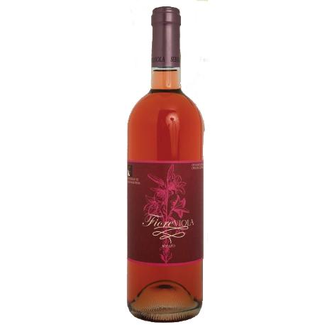 fioreviola serraiola wine vino rosato igt toscana