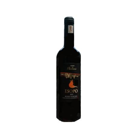 esopo vino rosso toscano di piombino val di cornia