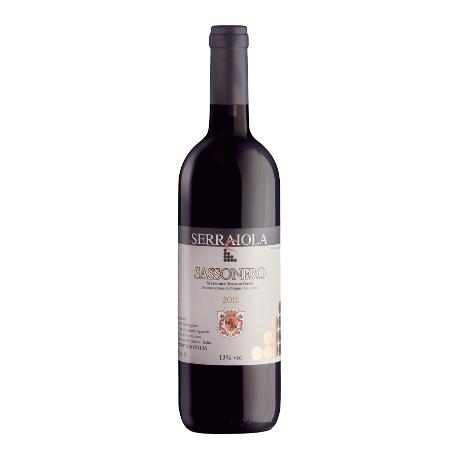 sassonero serraiola wine vino toscano